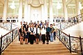 AMEA Coğrafiya İnstitutunda Vikipediaçılarla İnstitut əməkdaşlarının görüşü-02.jpg