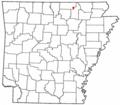 ARMap-doton-Cherokee Village.png