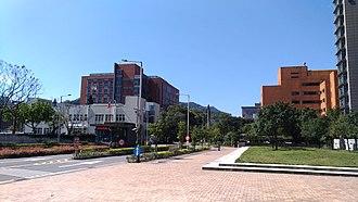 Academia Sinica - Main entrance.