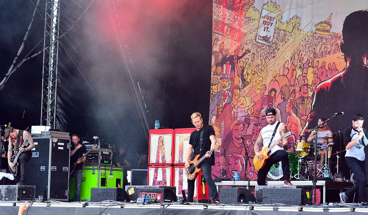 A Day To Remember Discography Wikipedia