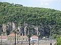 A Gellért-hegy a Duna felől.jpg