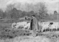 A Young Shepard with his Flock (Carl Trägårdh) - Nationalmuseum - 19468.tif