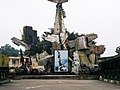 A collection of wrecked and captured US military equipment in Vietnam.jpg