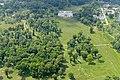 A dobai Erdődy-kastély parkja légi felvételen (Doba).jpg