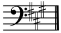 A major on bass clef.png