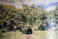 A tunnel in the Lumding Badarpur section copied from the back cover of an old NFR timetable - Flickr - Dr. Santulan Mahanta.jpg