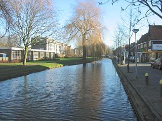 Alphen aan den Rijn Municipality in South Holland, Netherlands