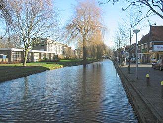 Alphen aan den Rijn - Aar and Aarkade