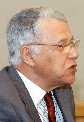 2011 Moroccan general election - Image: Abbas El fassi 08