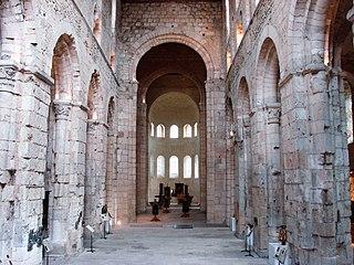 Bernay Abbey abbey located in Eure, in France