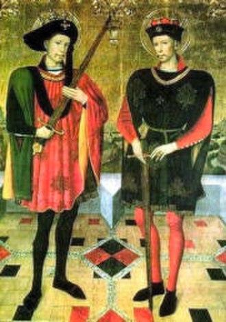 Abdon and Sennen - Saints Abdon and Sennen