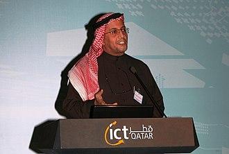 Culture of Qatar - Abdulaziz Al-Mahmoud, Qatari novelist