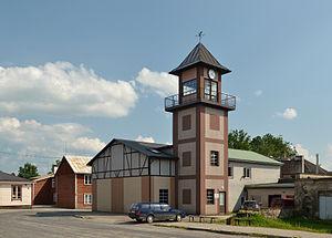 Abja-Paluoja - Fire depot