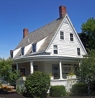 Abraham Glen House United States historic place