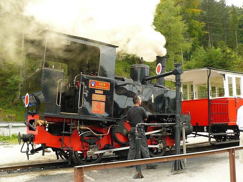 File:Achenseebahn No1 at Seespitz.jpg