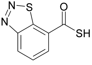 Acibenzolar chemical compound