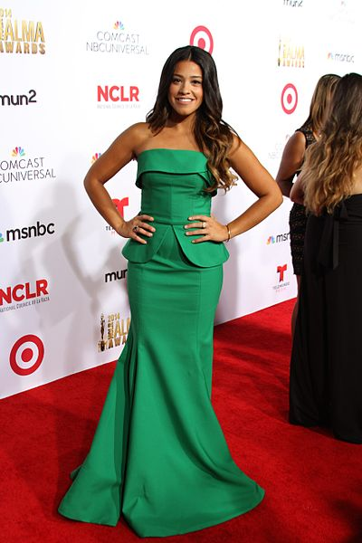 Fichier:Actress Gina Rodriguez.jpg