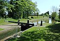 Adderley Lock No 2 south of Audlem, Shropshire - geograph.org.uk - 1593867.jpg