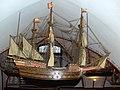 Adler von Lübeck. Model ship 01.jpg