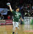 Adnan Harmandic passing DKB Handball Bundesliga HSG Wetzlar vs HSV Hamburg 2014-02 08 005.jpg