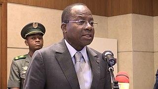 Adrien Houngbédji Beninese politician