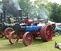 Advance steam traction engine, Abergavenny.jpg