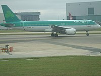 EI-DEP - A320 - Not Available