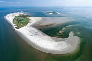 island in the Netherlands