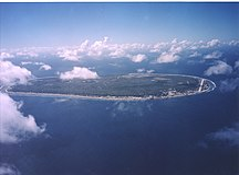 Nauru-Climate-Aerial view of Nauru