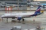 Aeroflot, VP-BJA, Airbus A320-214 (15833787724).jpg