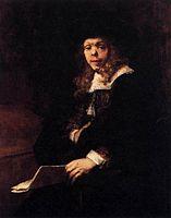 Aert de Gelder - Portrait of Gérard de Lairesse - WGA8525.jpg