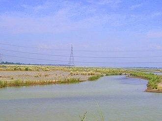 Agno River - Agno River in Pangasinan