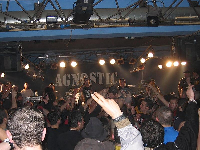 Agnostic Front Photo
