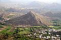 Agriculture farms in Aravalli Hills, Udaipur Rajasthan India 2015 e.jpg