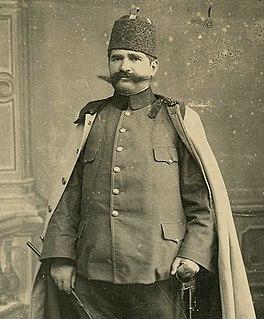 Ahmed Niyazi Bey