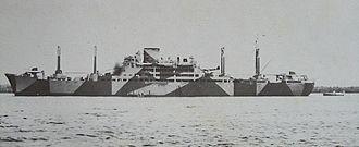 Aikoku Maru (1940) - Image: Aikoku Maru 1942