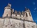 Aile est château de la Rochefoucauld côté ville vue 2.jpg