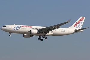 Air Europa Airbus A330-202 EC-JPF.jpg