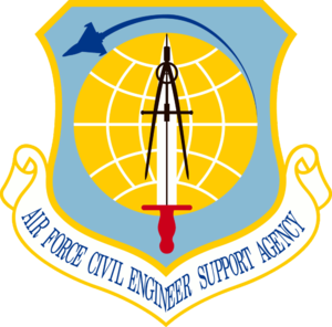 Air Force Civil Engineer Support Agency - Image: Air Force Civil Engineer Support Agency