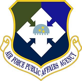 Air Force Public Affairs Agency - Air Force Public Affairs Agency Shield