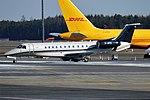 Air Hamburg, D-AIRG, Embraer Legacy 650E (40659056753).jpg