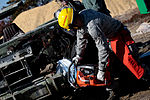 Aircraft recovery team trains with reclamation equipment 141108-Z-NI803-507.jpg