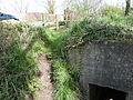 Airfield defence pill box RAF Lichfield.JPG