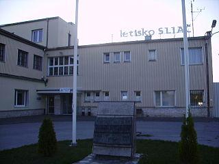Sliač Airport airport