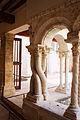 Aix cathedral cloister column detail 26.jpg