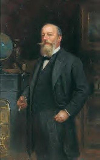 Zygmunt Ajdukiewicz - Image: Ajdukiewicz Zygmunt.Portret Adolfa Weisenberga.1901