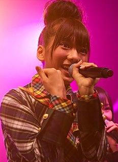 Aki Takajo Singer, member of Team A