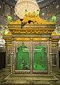 Al-Askari Shrine, Birth Anniversary - Dec 2017 31.jpg