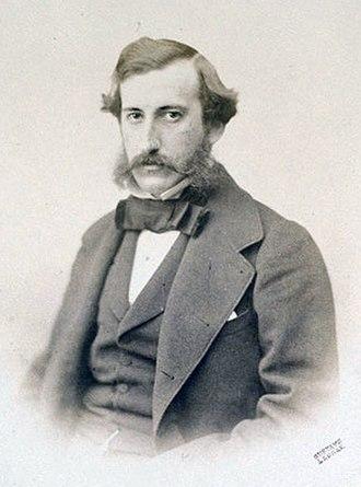 Albert Heard - Albert Farley Heard, photo by Gustave Le Gray.