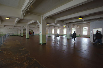 Alcatraz Dining Hall - Alcatraz Dining Hall